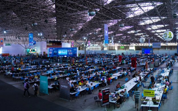 Hungry for innovation? Head to Campus Party in Milan