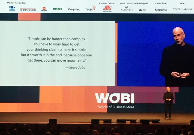 4 great lessons I learned at The World Business Forum, Bogotá
