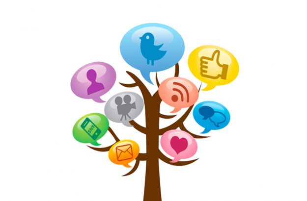 CSR communication works best on social media
