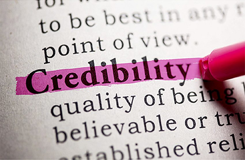 new job  how to build credibility when you u0026 39 re short on