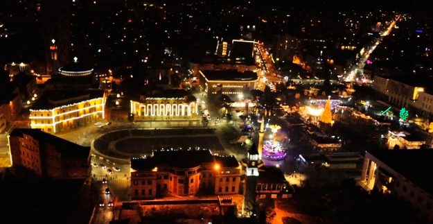 Tirana: a vision for the future of a Mediterranean capital?
