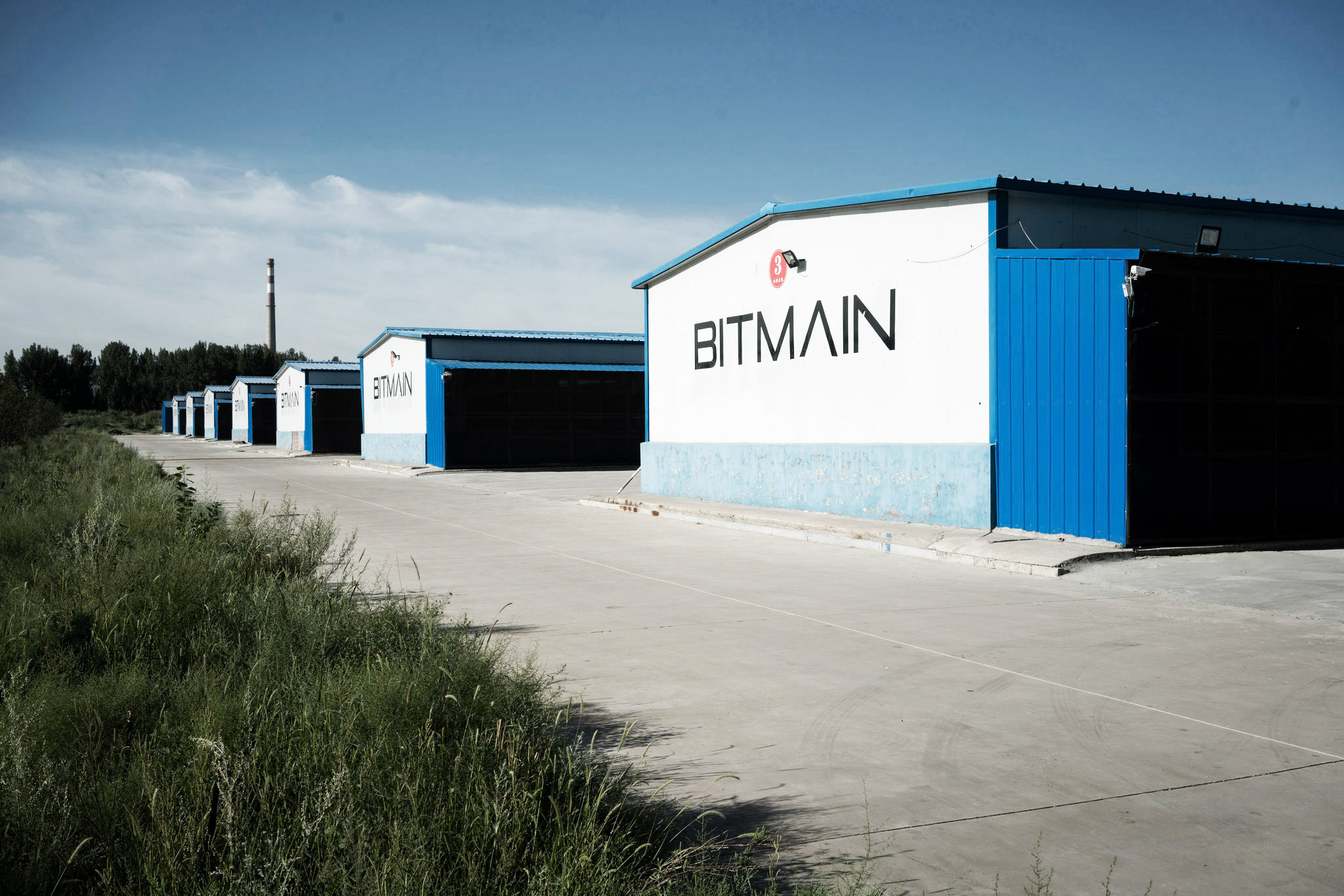 China's Bitmain