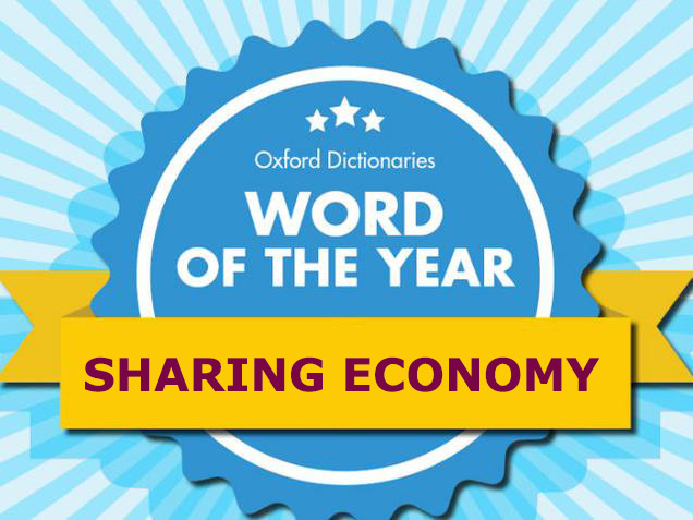 Sharing economy - Time for us to share a definition