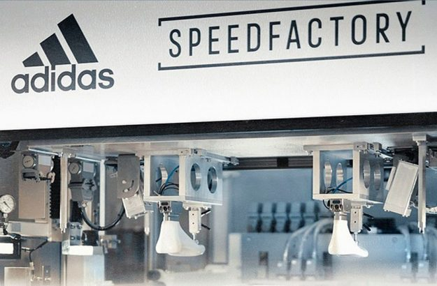 Adidas is revolutionising sneaker production with Speedfactory