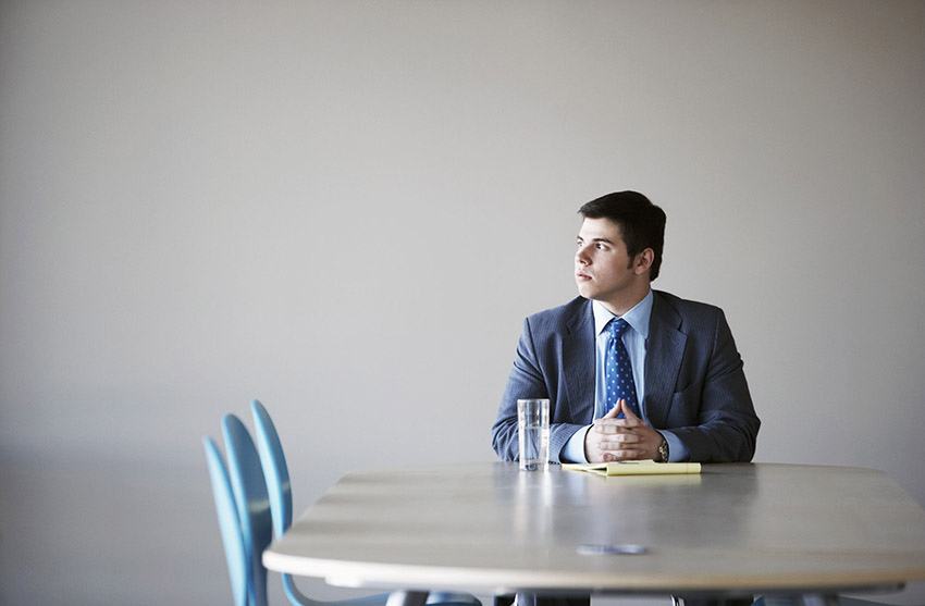 Interviews in conference rooms are a thing of the past according to LinkedIn