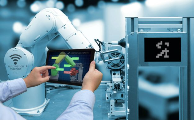 The 4th Industrial Revolution is here